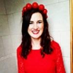 Taryn Gleeson  red web